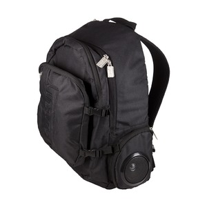 Рюкзак Fydelity Flipside Backpack, черный