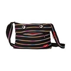 Сумка Zipit Monster Shoulder Bag, черный