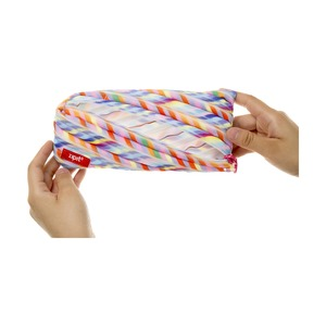 Пенал-сумочка Zipit Colors Jumbo Pouch, мульти 3