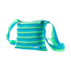 Сумка Zipit Medium Shoulder Bag, голубой