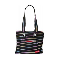 Сумка Zipit Monster Tote Beach Bag, черный