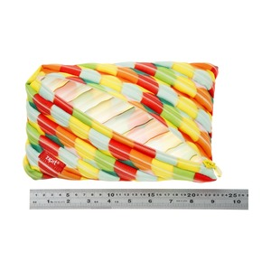 Пенал-сумочка Zipit Colors Jumbo Pouch, мульти